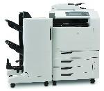 Nouvelle multifonction de HP : la laserjet CM6040 MFP