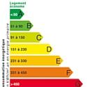 """Immobilier: l'étiquette """"énergie"""" est obligatoire"""