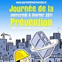 L'affiche de l'opération sera mise en place dans les bungalows sur chantier et/ou dans les CFA afin de promouvoir cette journée d'action.