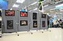 Dernière exposition en date : au Décathlon de Villeneuve-d'Ascq (Nord) durant 15 jours.