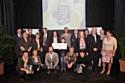Les lauréats des Audace Awards 2012