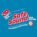 Aux Pays-Bas, les scooters des livreurs scandent le nom de Domino's Pizza