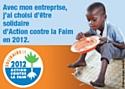 Action contre la faim a créé le Label Solidaire pour les TPE et PME engagées.