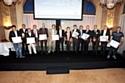 Les lauréats des Trophées Chef d'Entreprise 2012