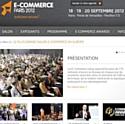 Les temps forts du salon E-commerce Paris2012