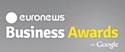 Participez aux Business Awards d'Euronews et Google