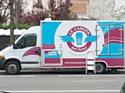 L'un des food-trucks autorisés à Paris
