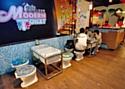 La chaîne de restaurant taiwanaise Moderne Toilet Restaurant propose à ses clients un concept autour de l'univers des WC !