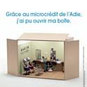 Lancement de la semaine du microcrédit de l'Adie