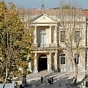 Façade de l'Université d'Avignon