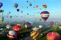Le Championnat de France de montgolfières propose des partenariats aériens aux entreprises