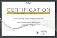 Tosa, un nouvel outil et référentiel pour évaluer les compétences informatiques