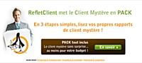 Dépêchez un client mystère pour moins de250euros