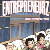 Entrepreneurz, une bande dessinée pourraconter l'entrepreneuriat