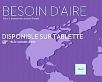 """""""Besoin d'aire"""", le livre programme de Laurence Parisot pour la présidentielle"""