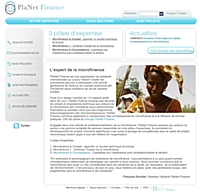 Depuis 2006, PlaNet Finance France accompagne les entrepreneurs des quartiers sensibles.