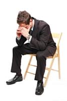 Plus d'un tiers des dirigeants de TPE ressentent un fort niveau d'anxiété.