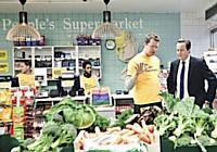 Londres : un supermarché zéro gâchis