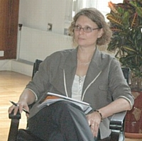 Sandrine Anstett, CRP de Lorraine.