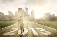 Dirigeants, adoptez de bonnes résolutions au travail en 2013!