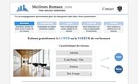 Avec MeilleursBureaux.com, vous pouvez estimer la valeur de vos locaux.