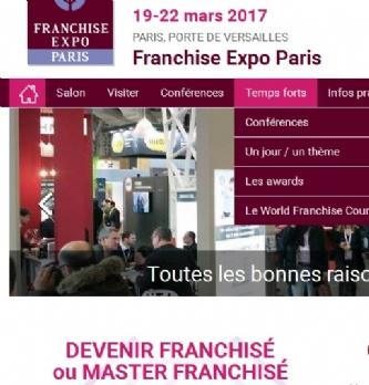 Franchise Expo Paris 2017