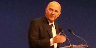 Pierre Moscovici, ministre de l'Économie et des Finances, a présenté à l'issue du Conseil des ministres le PLF 2014, fiscalement doux pour les entreprises.