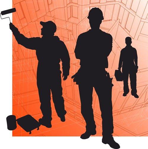 Les artisans du bâtiment commencent l'année dans la rue