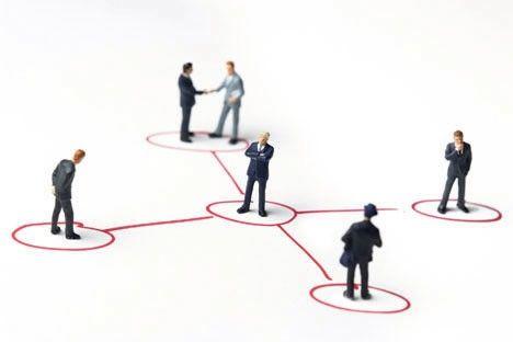 Un nouveau réseau social pour les commerçants