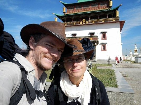 Glup's sponsorise un tour du monde écolo