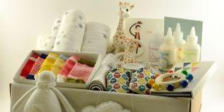 Paquet câlin : des cadeaux de naissance malins qui emballent!