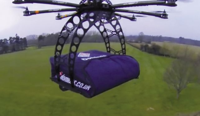 dominos drone with Idee D Ailleurs Des Pizzas Livrees Par Drone 53146 on Secateur Electrique furthermore Topic 24933 msg252755 together with Dominoes Game Rules likewise Record De Participations Pour Lairbus Cargo Drone Challenge besides Collectioncdwn  plex Math Equations.