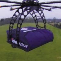 Idée d'ailleurs : À Londres, des pizzas livrées par drone !