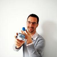 Nicolas Pasquier présente le prototype de Skinjay.