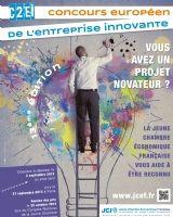 13e concours européen de l'entreprise innovante: faites acte de candidature
