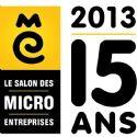 Le Salon des micro-entreprises vous donne rendez-vous du 1er au 3 octobre 2013