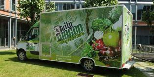 Daily Wagon : première chaîne de food trucks