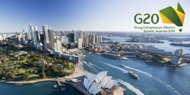 Représentez les entrepreneurs français au G20 YEA de Sydney