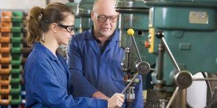 """Vers la création d'un """"CDI apprentissage"""" pour fidéliser ses apprentis"""