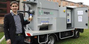 [Start-up] Sapoval fait ses choux gras des déchets industriels