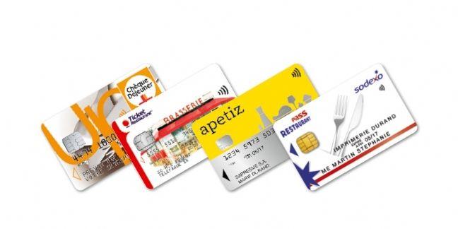 Titre-restaurant : des cartes 2e génération sans frais bancaires