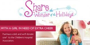 [Idée d'ailleurs] Une marque de jouets américaine lance une campagne de dons pour Noël