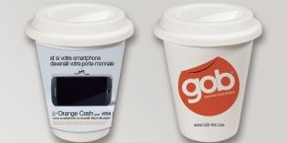 Les campagnes fortes de café de Gob Médias