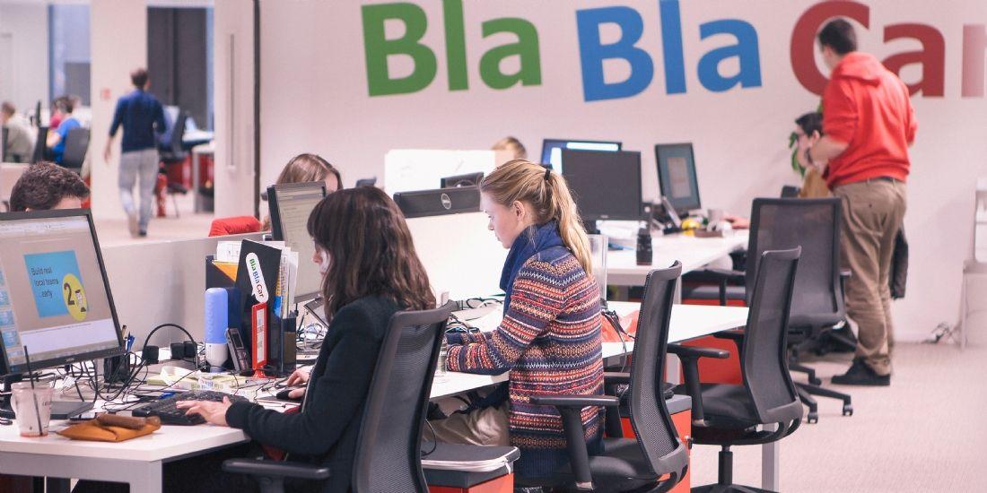 La recette de BlaBlaCar pour chouchouter ses employés