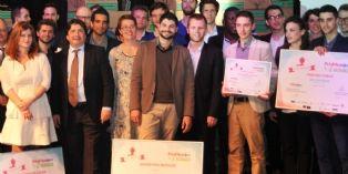 Prix Moovjee 2014: les jeunes entrepreneurs s'invitent dans la cour des grands