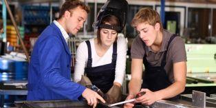 Le gouvernement dégage de nouveaux moyens pour renforcer l'apprentissage