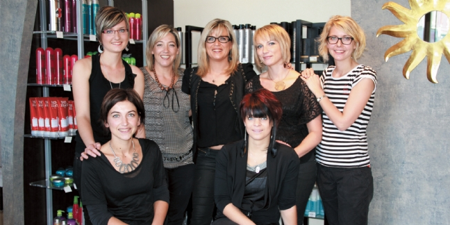 Un salon de coiffure adepte du management participatif