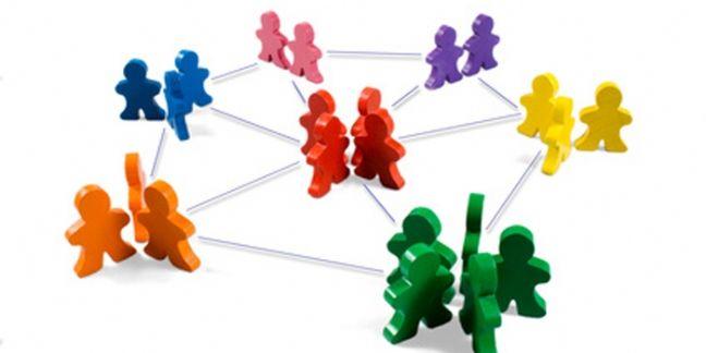 Six façons de travailler en réseau