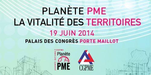 Le salon plan te pme 2014 met l 39 accent sur la territorialit for Salon des pme