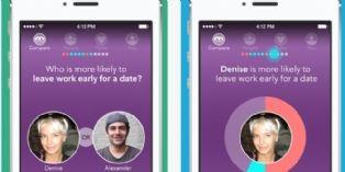 [Idée d'ailleurs] Knozen : l'application qui compare les collègues de bureau
